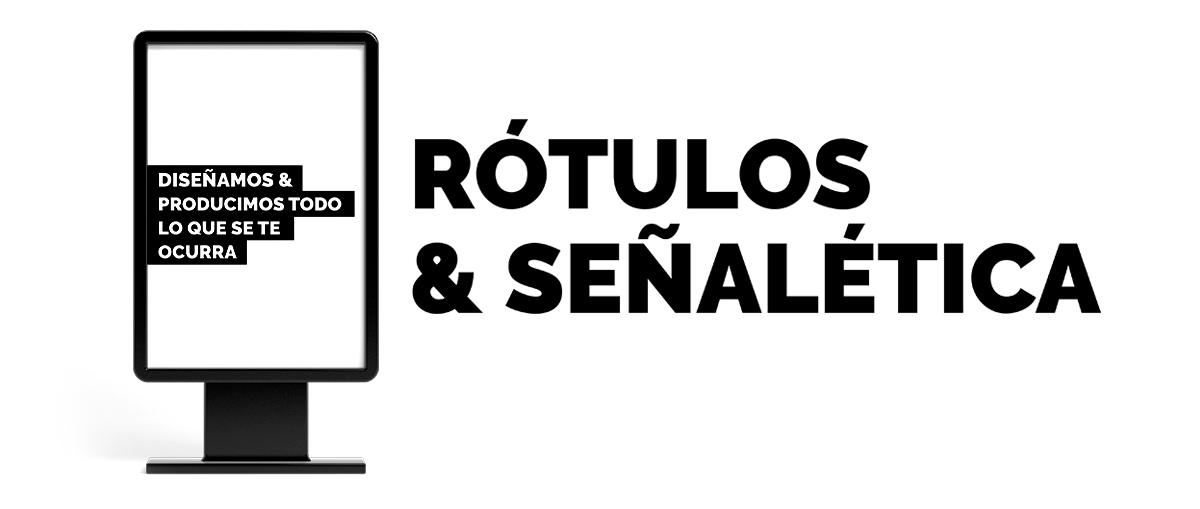 Diseño y Producción de Rótulos y Señalética en Tenerife